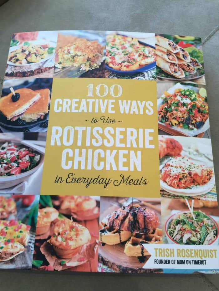 Save time on dinner prep with this great cookbook from Trish Rosenquist.
