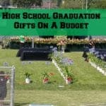 High School Graduation Gifts on a Budget