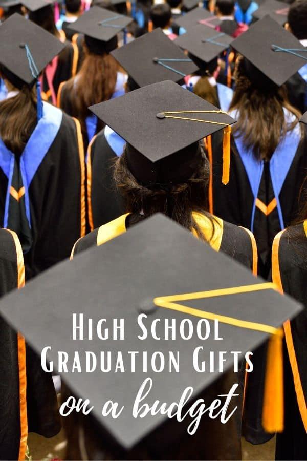 High School Graduation Gifts