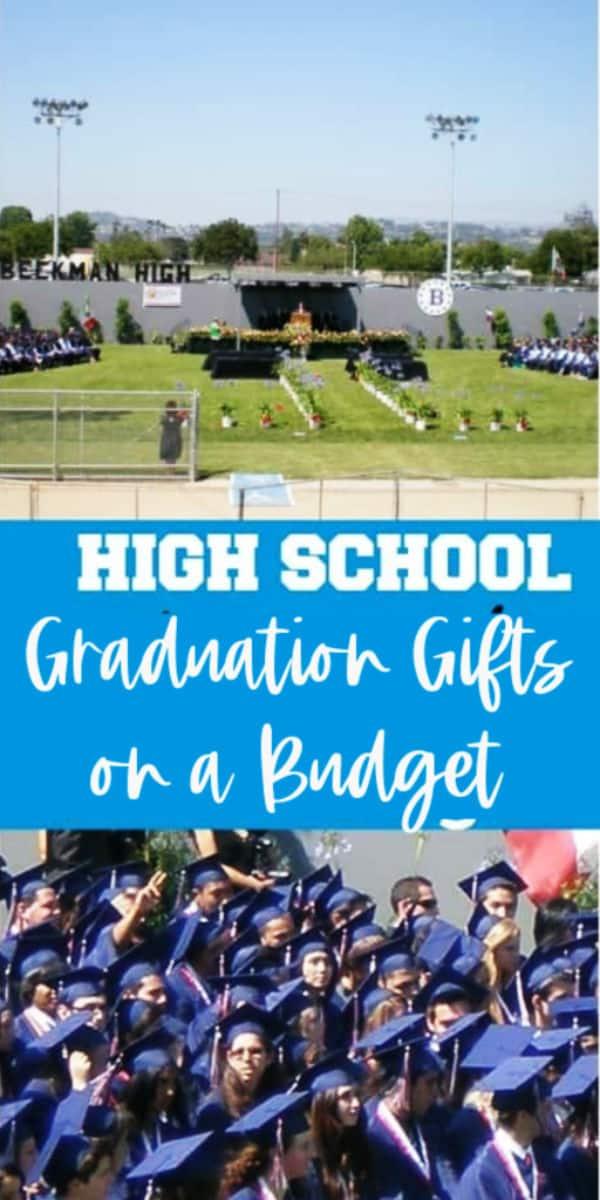 Cheap graduation gift ideas
