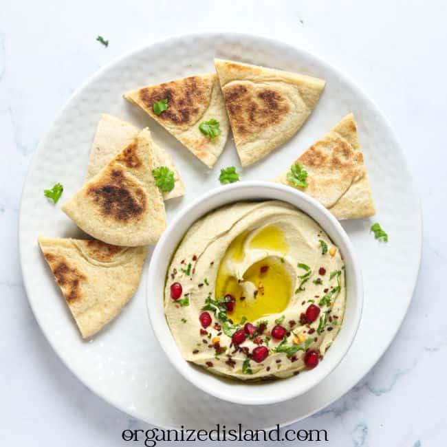 Hummus and Pita Recipe