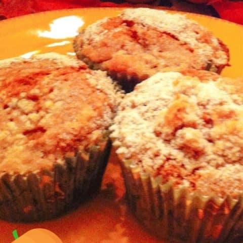 Simple Pumpkin Muffins