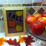 Easy Paint Chip Art
