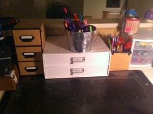 Organizing for Health, desk,