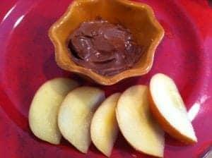 recipe for apple dip