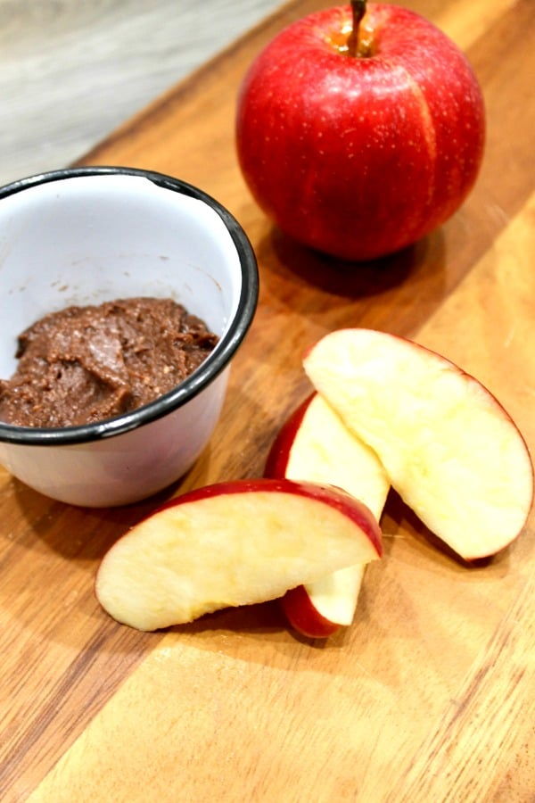2 ingredient apple dip recipe