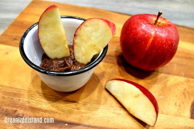 nutella fruit dip recipe
