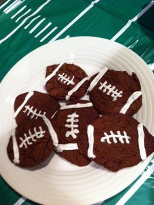 Tailgate Food (from a cake mix)