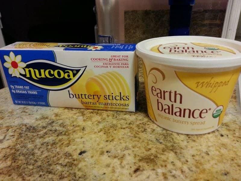 substitute butter