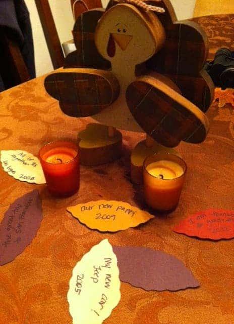 Thanksgiving Holiday – Make it Memorable