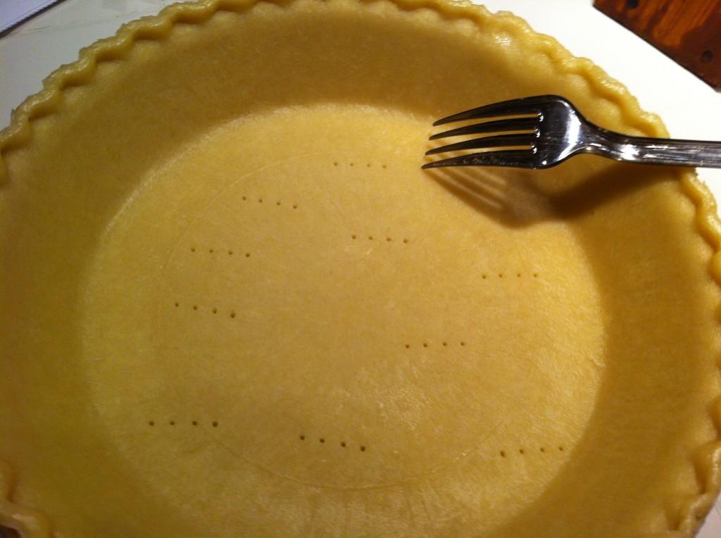 simple quiche, breakfast ideas