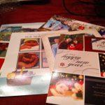 Organizing Holiday Cards