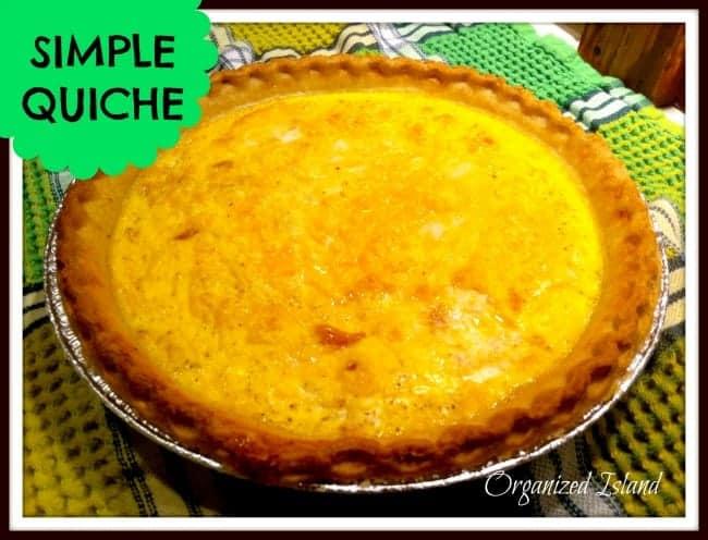 Simple-quiche-breakfast