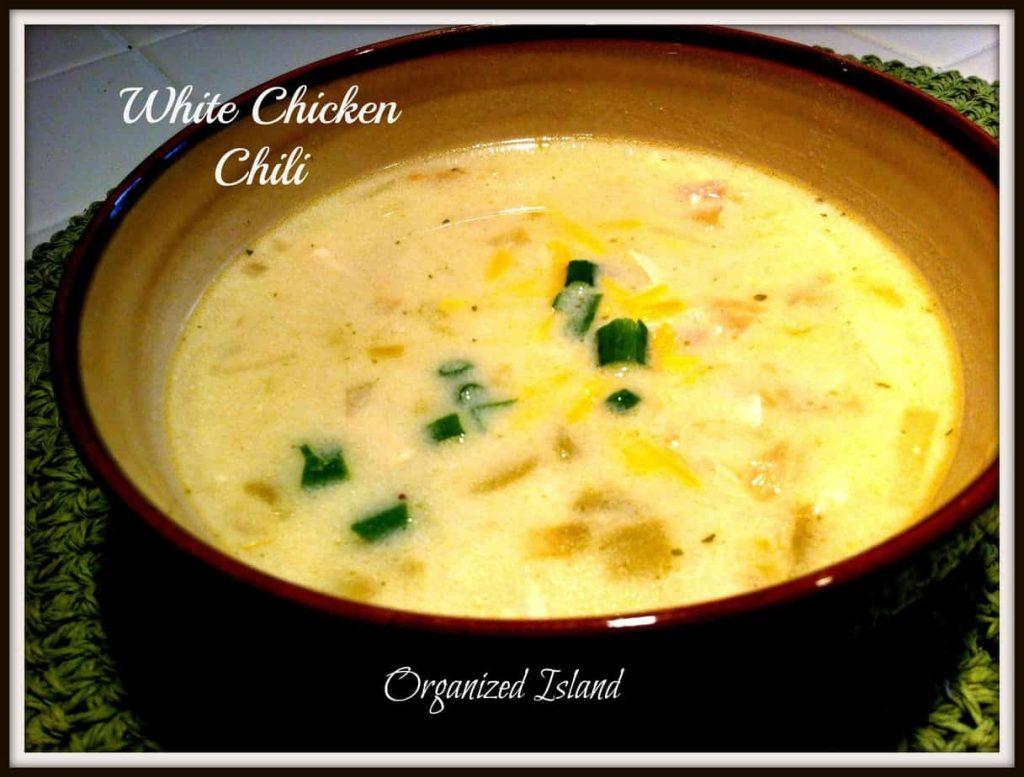 Chicken Chili Soup