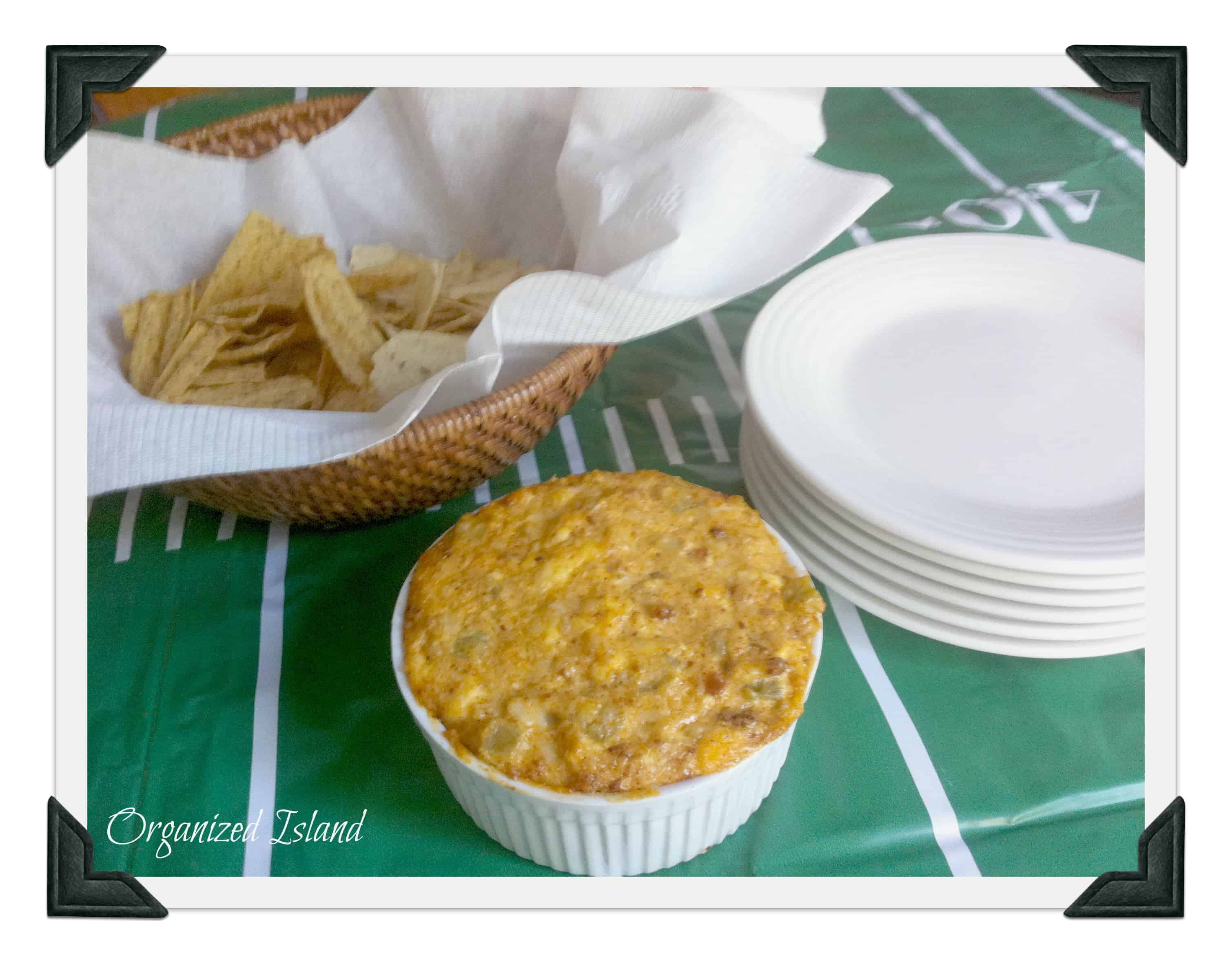 superbowl dip, superbowl party food