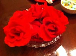 Roses in Bowl