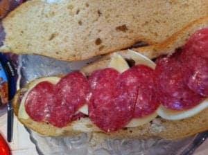Layer sandwich