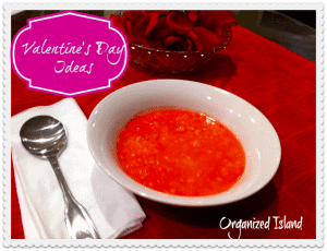 Valentine's food ideas