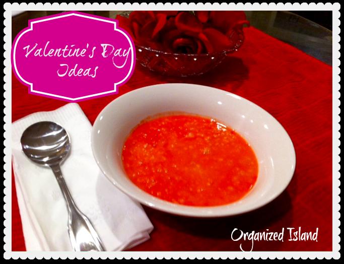 Valentine's food ideas