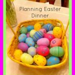 Planning My Easter Dinner with Ecce Panis Gourmet Artisan Breads