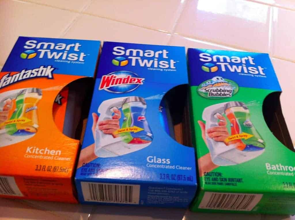 Smart Twist Cleaning Products