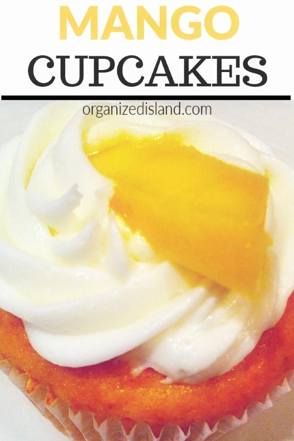 Mango cupcakes easy