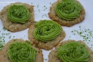 Tortilla-cookies