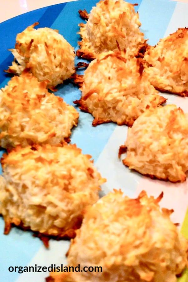 Macaroon cookie Recipe