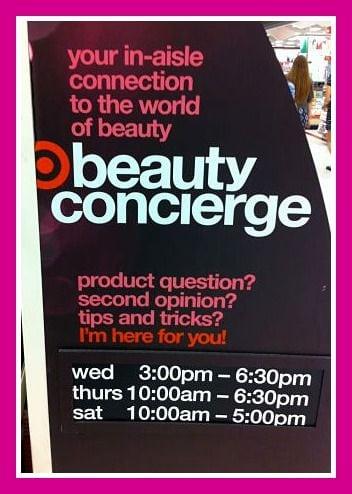 Beauty Concierge Hours