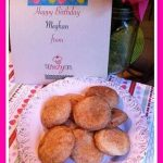 Meghan's Birthday Party Snickerdoodles