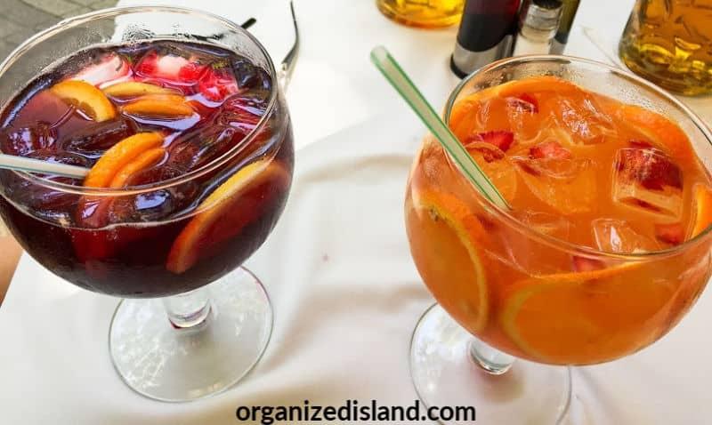Fruity Sangria Recipes