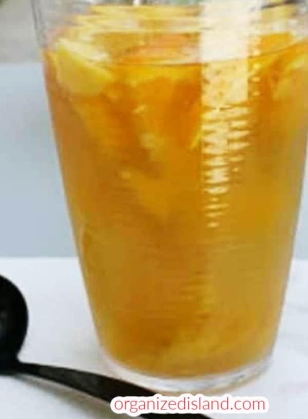 Mango-White Sangria