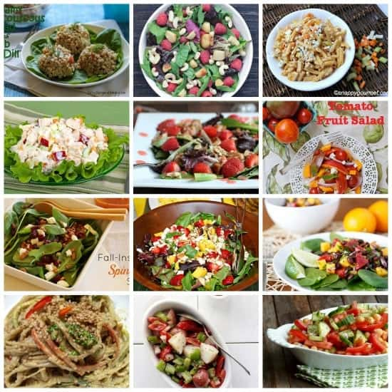 Salad Round Up 3