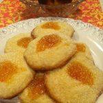 Peaches and Cream Cookies