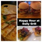 Happy Hour Means Happy Times at Daily Grill #dailygrill