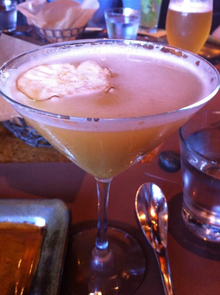 Asian-Pear-Martini#LoveThisCity #MC