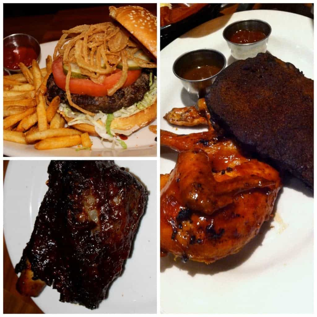 Barbaque ribs and more