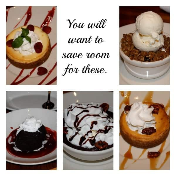 Wood Ranch Desserts