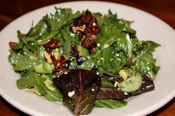 Natalies Salad from Wood Ranch BBQ