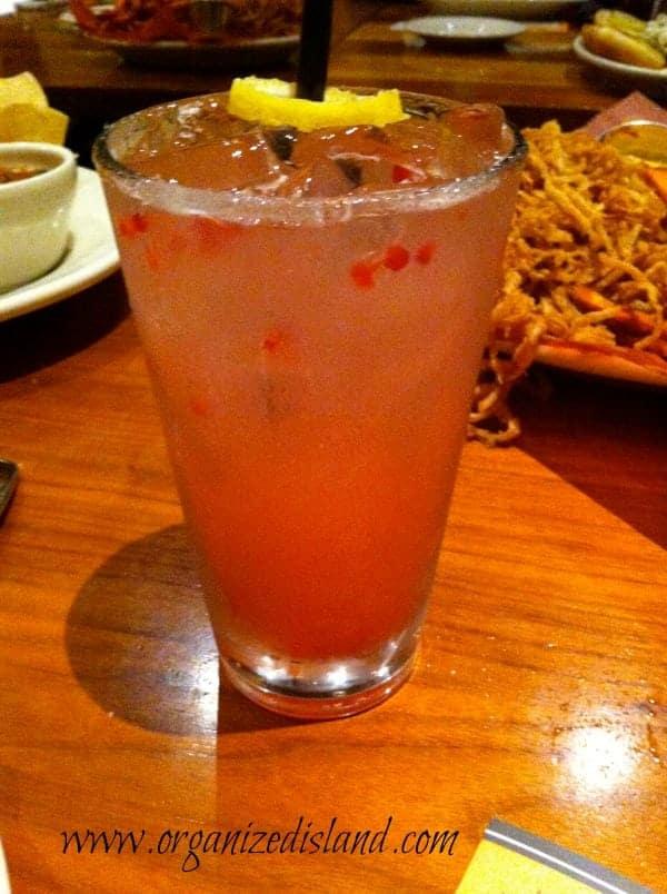 Raspberry Ranch Lemonade