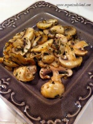 Simple Mushroom Recipe