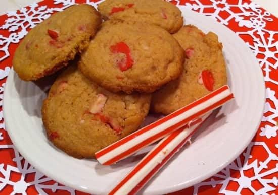 Easy Peppermint Cookies
