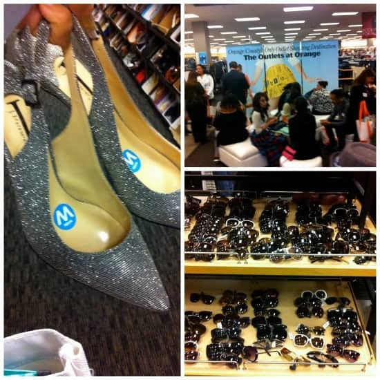Shopping Contest at Nordstrom Rack