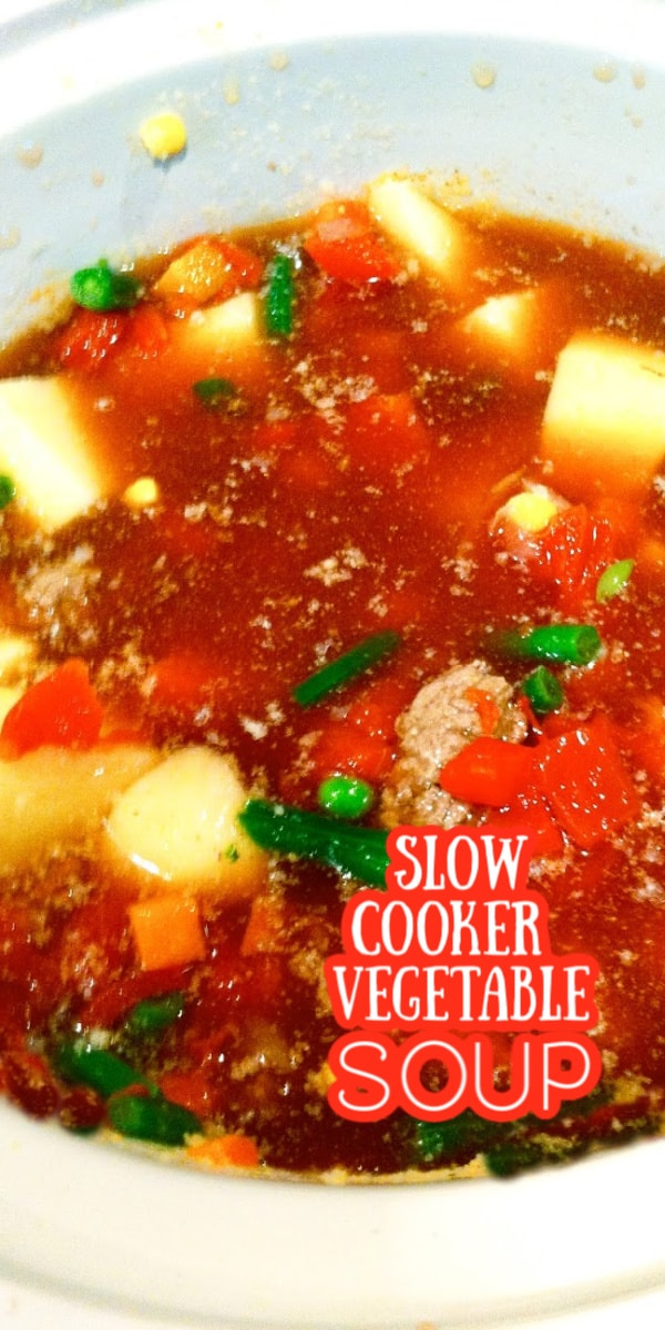 slow cooker soup with frozen vegetables