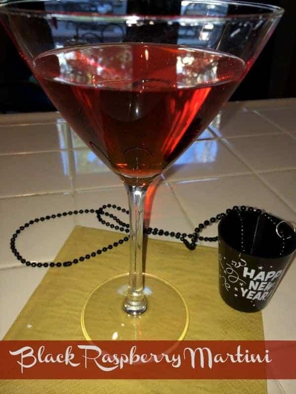 Black-Raspberry-Martini