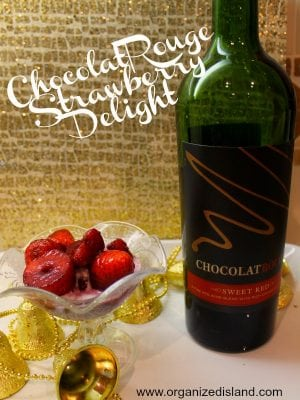 ChocolatRouge Strawberry Delight #Cheers2Chocolate #shop