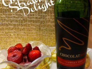 ChocolatRouge Strawberry Delight #Cheers2Chocolate #shop