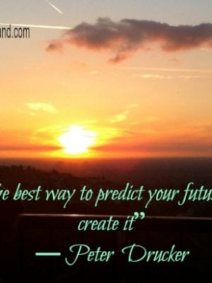 Predicting Your Future – Goal Setting Tips
