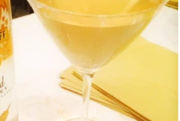 lemonade martini