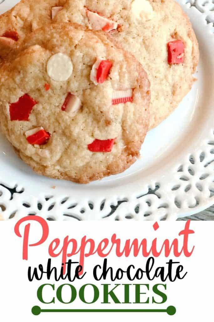 Peppermint Chocolate Cookie Recipe